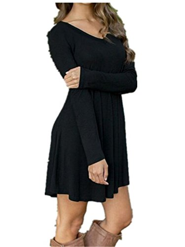 Sexy-Party-DressHemlock-Women-Long-Sleeve-Dress-Short-Evening-Dress