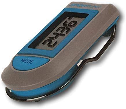 Sportline Digital Distance Tracker Wide Screen - Single Button Scrolling SP10070GY by Sportline