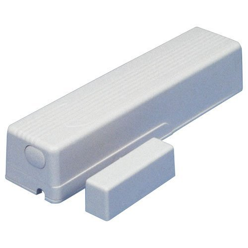 Ge Security Sensors (UTC Fire & Security NX450 SAW Door/Window Sensor, White (60-670-95R) (2 Pack))