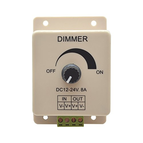 Outdoor Led Light Dimmer - 3