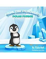 Paul the Penguin's Polar Plunge