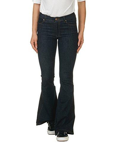dr-denim-jeansmakers-womens-macy-womens-flared-jeans-in-blue-in-size-l-l32-blue