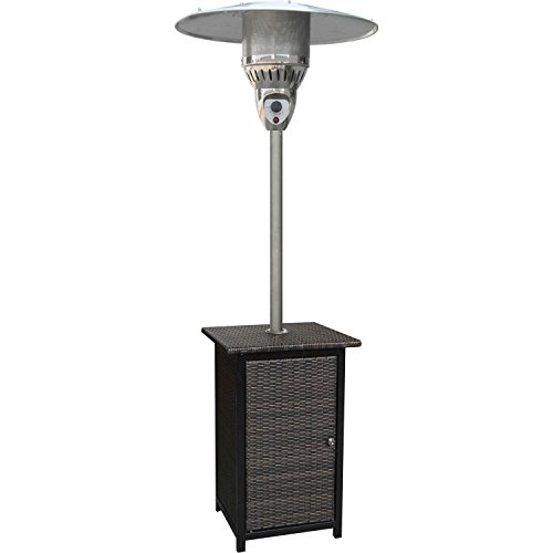 41000 btu patio heater - 2