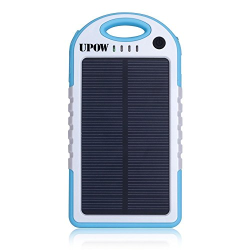 Charger Upow 5000mAh Bluetooth USB Charged