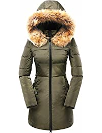 Amazon.com: Green - Down & Down Alternative / Down & Parkas ...