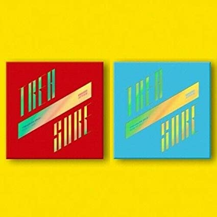 ATEEZ Treasure EP.3 One to All 3rd Mini Album CD+Poster+Photobook+3Photocards+8Postcards+Sticker+Gift Wave Version Extra 10 Photocards+Pocket Mirror