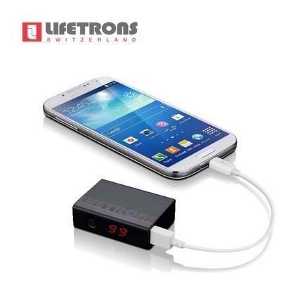 Lifetrons Power Wave 3000mAh Compact