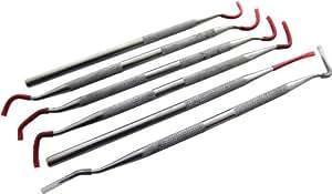 Am-Tech - Juego de sondas periodontales (6 piezas)