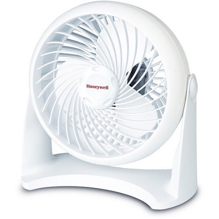 3 Speed Settings Honeywell Table Top Air Circulator Fan - White (Refrigerator Circulating Fan compare prices)