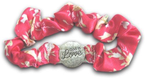 Love Scrunch Bracelet Christian