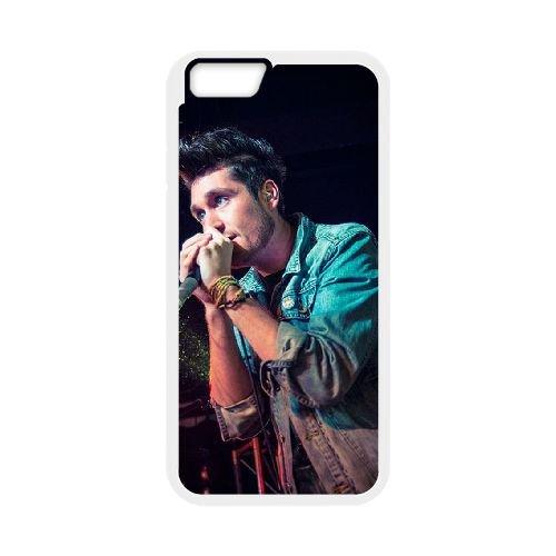 Bastille coque iPhone 6 4.7 Inch Housse Blanc téléphone portable couverture de cas coque EBDOBCKCO10186