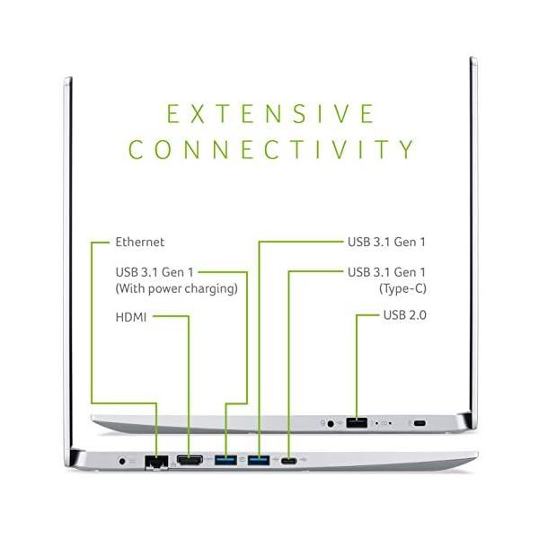 "Acer Aspire 5 Slim Laptop, 15.6"" Full HD IPS Display, 10th Gen Intel Core 4"