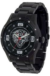 Ed Hardy Men's Brute Black Watch BR-BK