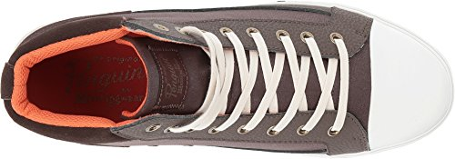 Original Penguin Mens Lane Fashion Sneaker Chocolate Hw6nLKG