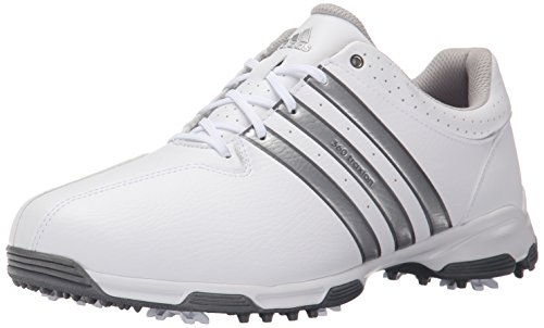 Adidas Men's 360 Traxion NWP Golf Cleated - FTWR White/Si...