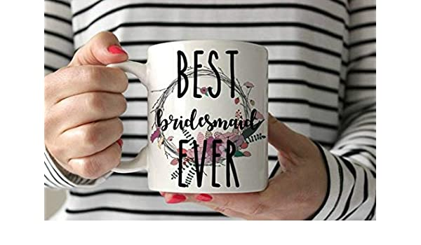 Amazon Bridesmaid Mug Gifts Under 20 Maid Of Honor Mothers Day