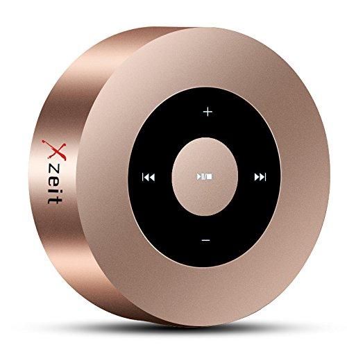 Xzeit Portable Bluetooth Speaker Wireless Music Player with