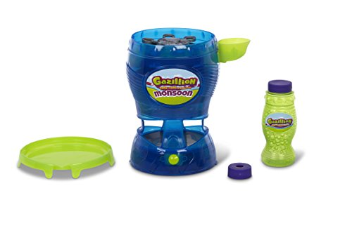 Gazillion Monsoon Toy, Blue/Green