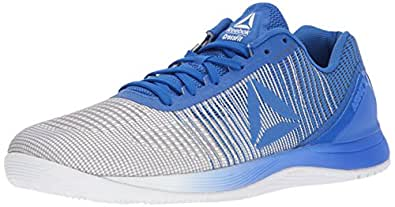 Reebok Men's Crossfit Nano 7.0 Cross-Trainer Shoe, Vital Blue/White, 8 M US