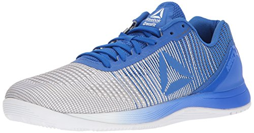 Reebok Men's CROSSFIT Nano 7.0 Cross-Trainer Shoe, Vital Blue/White, 11 M US
