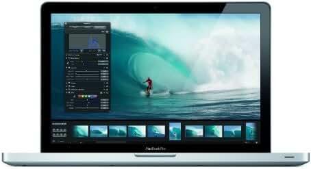 Apple MacBook Pro MC118LL/A 15.4-Inch Laptop