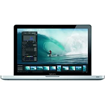 Amazon.com: Apple MacBook Pro MC118LL/A 15.4-Inch Laptop ...