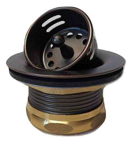 2 Basket Strainer Drain for Copper Bar Sink