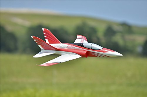 Rochobby 70mm Ducted Fan EDF Super Scorpion Jet PNP RC Airplane
