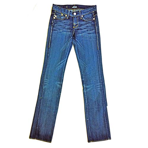 Rock & Republic Women's Skinny Jeans, Low Rise, Costello Blue, Incredible Fit w a Little Stretch (24) (Jeans Women Rock Republic)