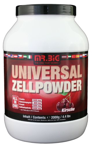 Mr.Big Universal Zell Powder Kirsche, 1er Pack (1 x 2 kg)