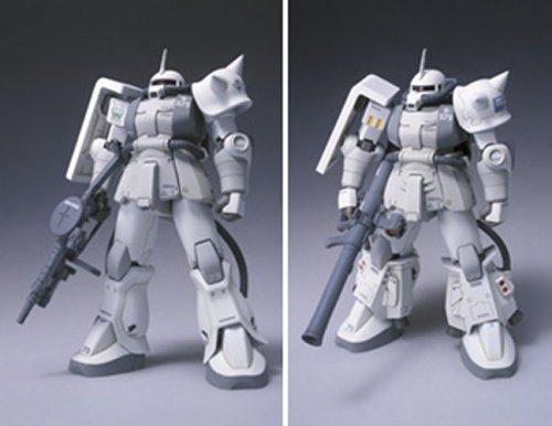 ZEONOGRAPHY  3001b MA-06R-1A Zaku II Shin Matsunaga