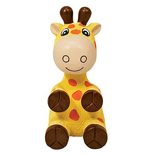 KONG Wiggi Giraffe Dog Toy, Large