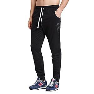 Baleaf Men's Tapered Athletic Running Pants