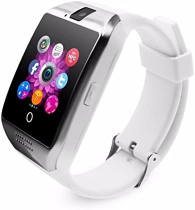 Amazon.com: Reloj inteligente con cámara, Ezone Q18 ...