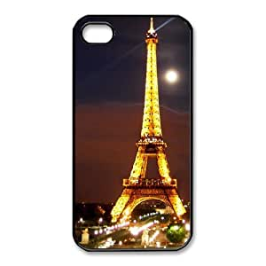 Paris Eiffel Tower For iPhone 4,4S Phone Cases NDG614405