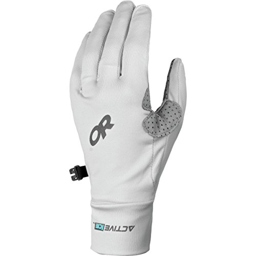 Outdoor Research ActiveIce Chroma Full Sun Gloves, Alloy, ()