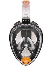 Ocean Reef Aria Classic, snorkelmasker voor volwassenen, uniseks, blauw, S/M