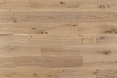"JasperHardwood Flooring - Maison French Oak - Ivory - French Oak - Builders - 6"" - Smooth"