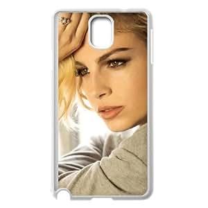 Emma Marrone Samsung Galaxy Note 3 Cell Phone Case White Special gift AJ8548U6