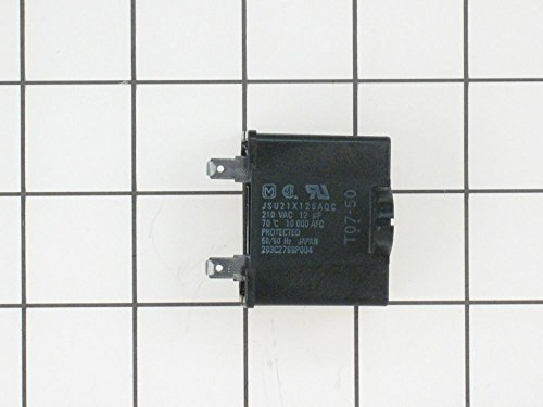Price comparison product image GE WR62X79 Capacitor for Refrigerator