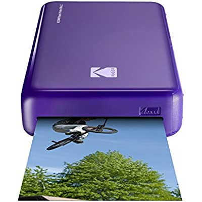 Kodak Mini Wireless Mobile Instant Photo Printer with 4Pass Patented P...