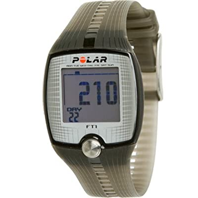Polar FT1 Heart Rate Monitor Watch from Polar Electro Inc