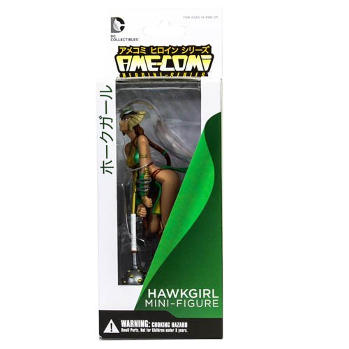 Hawkgirl Mini - DC Ame-Comi Mini Hawkgirl Mini-Figure