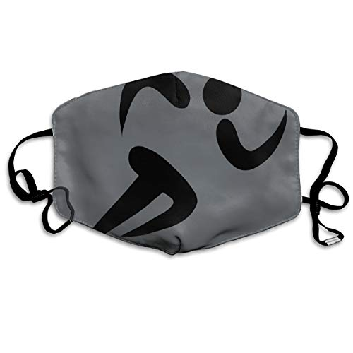 SyjTZmopre Road Runners Mouth Mask Unisex Printed Fashion