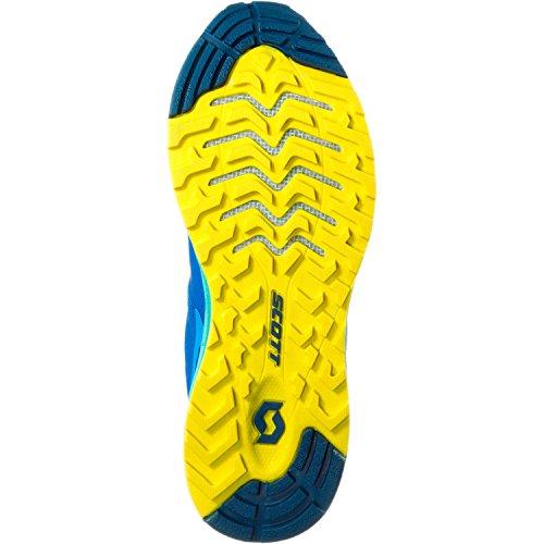 SCOTT Damen Mountain Running Schuhe blau 42