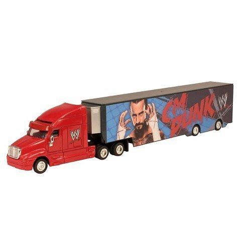 WWE Toy Vehicle Truck - CM Punk