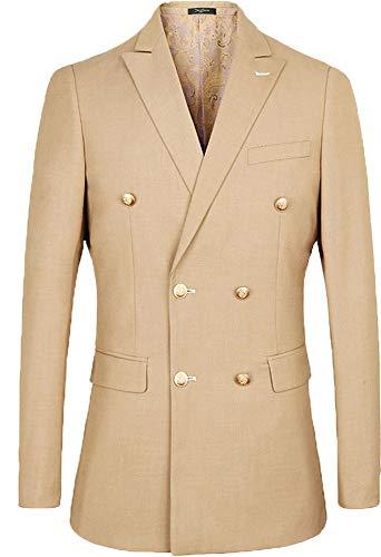 Sodhue Men's Khaki Suit Khaki Sodhue Men's Suit UzxFSPBFn