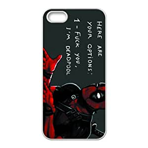 Deadpool Cell Phone Case for Iphone 5s