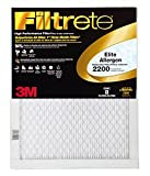 Cheap 20x30x1 (19.7 x 29.7) Filtrete 2200 Elite Allergen Reduction Filter by 3M (4 Pack)