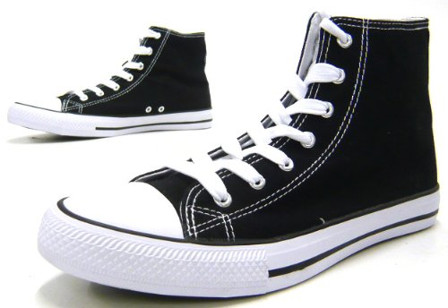 Moderner Sneaker Freizeit Herren Schuhe Schwarz